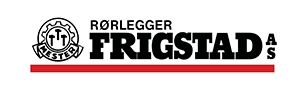 Rørlegger Frigstad AS Logo